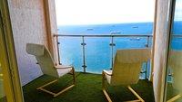 Superbe Appartement sea view Vue-sur-Mer Oran Gambetta
