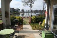 Superbe Lake Norman Waterfront Condo 1er tage piscine et court de tennis Slip Bateau