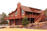 Belle grande cabine avec salle de jeux proximit des pistes de ski et p che