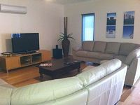 4 bedroom house located a short 200metres to the beach