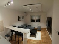 Lux City Center One Bedroom Apartment