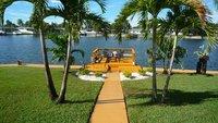 Majestic 2BR 2BA vacances Waterfront Property W Internet haut d bit quai priv