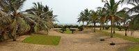 Villa entiere 2 chambres bord de mer Grand Popo au Benin