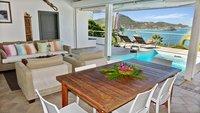 Vaea villa de location la semaine offre une vue exceptionnelle sur mer