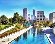Grande Location Maison Downtown Indy - parfait pour votre Grand groupe