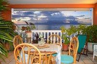 Appartement Aute - bord de lagon vue mer et piscine - 3 chambres - 10 pers