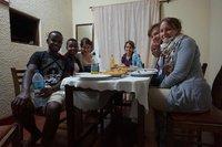 MAISON DE L 39 AMOUR ET DU PLAISIR une exp rience de la famille africaine