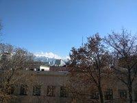 Appartement tr s central avec vue sur les montagnes magnifiques ferm tout