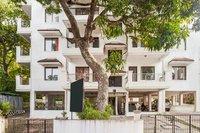appartement 1 chambre avec piscine 400 m de la plage Chapora