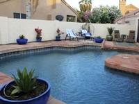3 Bedroom 2 Bath Private Pool Full Kitchen WiFi Sleeps 8