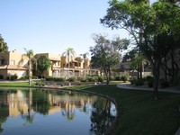 2 Bedroom Condo With Tranquil Lake View