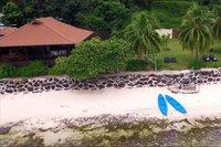 Beach Villa Haapiti 6 TAHITI VILLAS