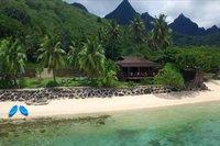 Beach Villa Haapiti 4 TAHITI VILLAS