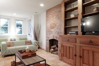 Historic Luxury Capitol Colline rang e Maison Sous-sol Apt H berge5 R novation frais