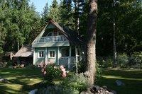 Maison de vacances pour 4 personnes Nord-Estonie avec plage de sable de Lahemaa Nat parc