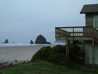 maison en bord de mer Cannon Beach