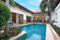 Villa Majestic 41 Villa moderne 2 chambres Pattaya
