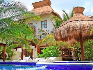 Casa Chusi's in Chicxulub, MX  Book Beach Rentals, Lake