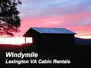 Windymile cabin for rent near lexington va in lexington for Cabin cabin vicino a lexington va
