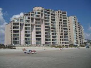 Surfmaster oceanfront 3 bedroom 3 bath in garden city beach sc book beach rentals lake for Condos for rent in garden city sc